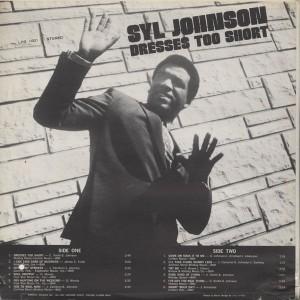 johnson - 1968 - dresses too short back cover