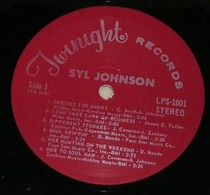 johnson - 1968 - dresses too short label