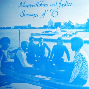 marvin holmes & justice - summer of 73 front