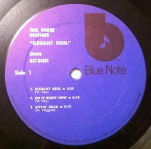 Gene Harris & The Three Sounds - 1968 - Elegant Soul label