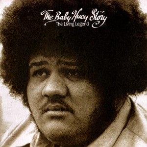 Baby Huey the living legend front