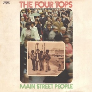 The Four Tops Main Street People front
