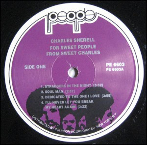 sweet charles for sweet people label1