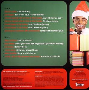 Santa's Funk & Soul Christmas Party back