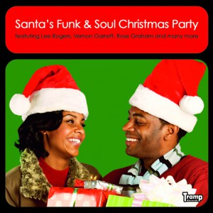 Santa's Funk & Soul Christmas Party front
