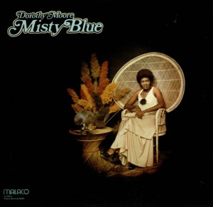 Dorothy Moore -Misty Blue