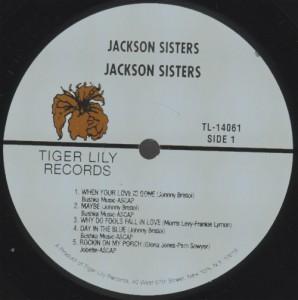 jacksonsisters 1976 label 1