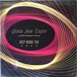 Gloria Ann Taylor deep inside you front