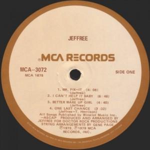 Jeffree label 1