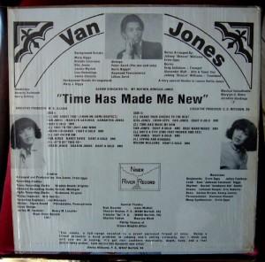 van jones Time Has Made Me Back