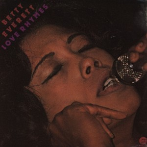 Betty Everett love rhymes front