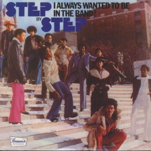 Step By Step – 1976 – I Always Wanted To Be In The Band fr