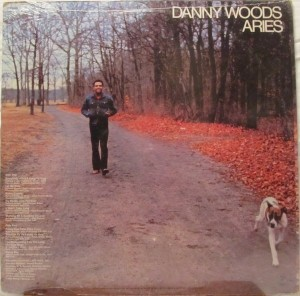 Danny Woods - 1972 ‎– Aries back