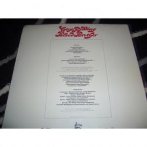 Gene Redding – 1974 - Blood Brother back cover
