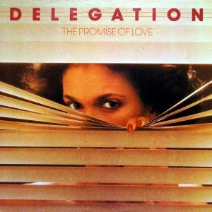 Delegation - 1977 - The Promise Of Love front