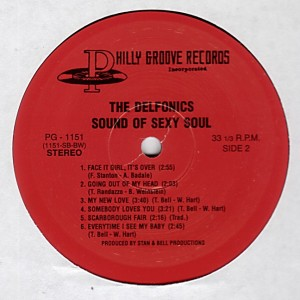 delfonics - sound of sexy soul side 1