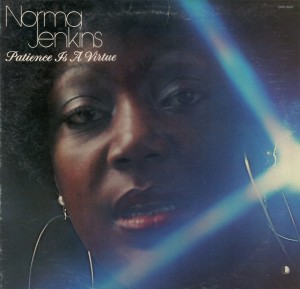 norma jenkins - patience is a virtue front