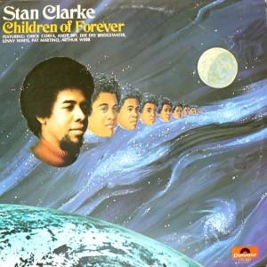stanley clarke - children of forever - front