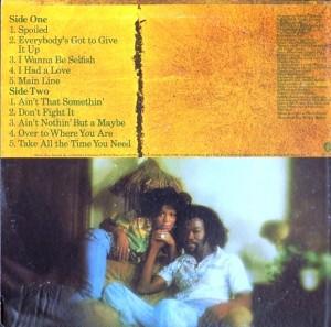 Ashford & Simpson - 1974 - I Wanna Be Selfish back