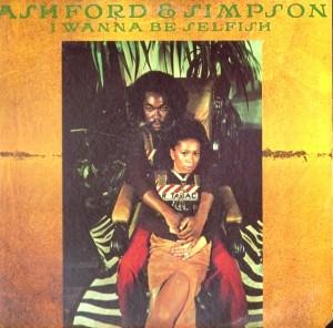 Ashford & Simpson - 1974 - I Wanna Be Selfish front