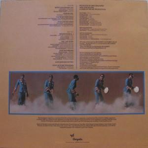 Lee Garrett – Heat For The Feets back
