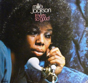 Millie Jackson It Hurts So Good label front