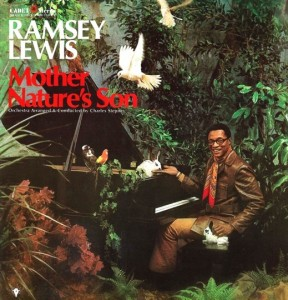 Ramsey Lewis Mother's Nature Son front
