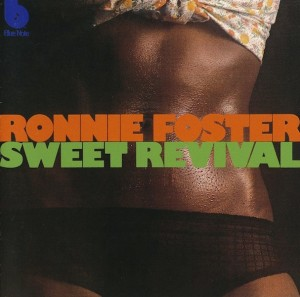 Ronnie Foster Sweet Rival Front