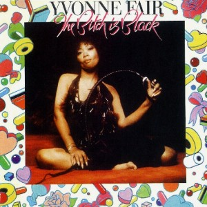 Yvonne Fair - The Bitch Is Black front