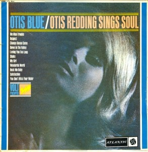 otis redding - otis blue front
