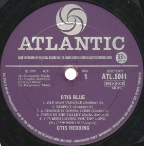 otis redding - otis blue label1