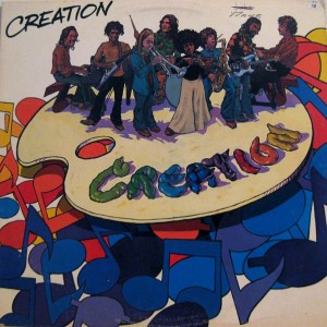 Creation 1974 Creation front cover