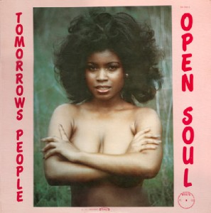 Tomorrow's People Open Soul front