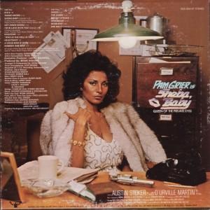 sheba baby soundtrack - back