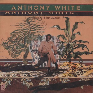 Anthony White Could It Be Magic front