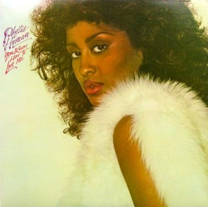 Phyllis Hyman You Know How To Love Me front