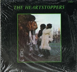 The Heartstoppers front cover