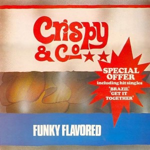 Crispy & Co. Funky Flavored front