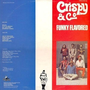 Crispy & Co.Funky Flavored back