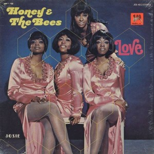 Honey & The Bees love front