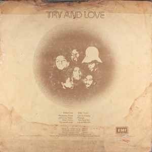 ofege 1973 try and love back
