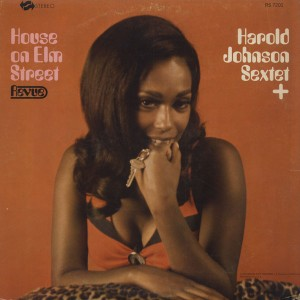 Front - LP Cover - RS 7201 - 1968