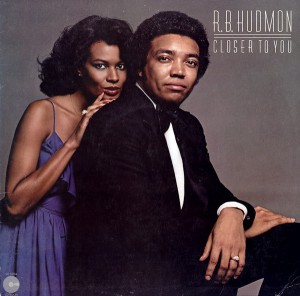 R.B. Hudmon - Closer to You front
