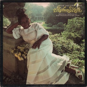 Stephanie Mills For The First Time