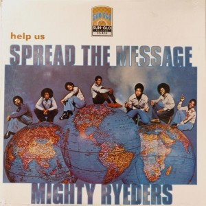 mighty ryeders - help us spread the message front