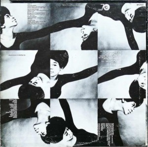 Merry Clayton Gimme Shelter back