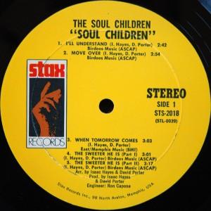 Soul Children label a