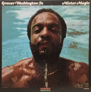 Grover Washington Jr. Mister Magic front
