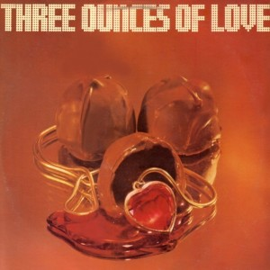 Three Ounces Of Love front