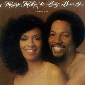 Marilyn McCoo & Billy Davis Jr. The Two of Us front